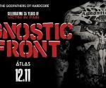 Купить билеты получай Концерт Agnostic Front во Киеве