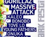 Купить билеты на фестиваль UPark 2018 (2 Days Pass): Gorillaz, Massive Attack, Young Fathers, Bonobo, Little Dragon, Tove Lo в Киеве